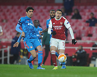 Football - 2020 / 201 UEFA Europa League - Round 16 - Second Leg - Arsenal vs Olympiakos - Emirates Stadium<br /> <br /> Gabriel Martinelli of Arsenal<br /> <br /> <br /> Credit : COLORSPORT/ANDREW COWIE