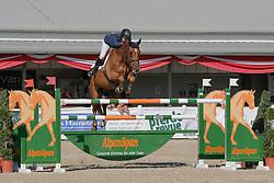 Gulliksen Victoria (NOR) - Urval<br /> European Jumping Championship Magna Racino 2012<br /> © Hippo Foto - Florian Brauchli