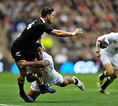 20121201 England vs New Zealand, Twickenham. UK