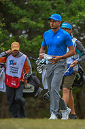 Julian Suri (USA) heads down 14 during Round 3 of the Valero Texas Open, AT&T Oaks Course, TPC San Antonio, San Antonio, Texas, USA. 4/21/2018.<br /> Picture: Golffile   Ken Murray<br /> <br /> <br /> All photo usage must carry mandatory copyright credit (© Golffile   Ken Murray)