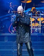 ROB HALFORD of Judas Priest at San Manuel Amphitheater in San Bernardino, California