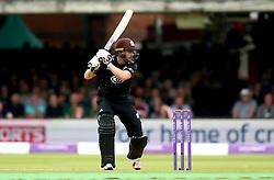 Mark Stoneman of Surrey - Mandatory by-line: Robbie Stephenson/JMP - 01/07/2017 - CRICKET - Lord's Cricket Ground - London, United Kingdom - Nottinghamshire v Surrey - Royal London One-Day Cup Final 2017