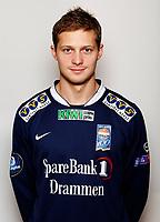 portrett tippeligaen 2008<br /> 8.1.08 Strømsgodset<br />    Mattias Andersson