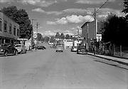 9336-MB21. John Day, Oregon. Route 28, Main Street. Late 1940s