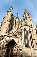 Cathédrale Saint Étienne de Metz. Metz, France © Rudolf Abraham