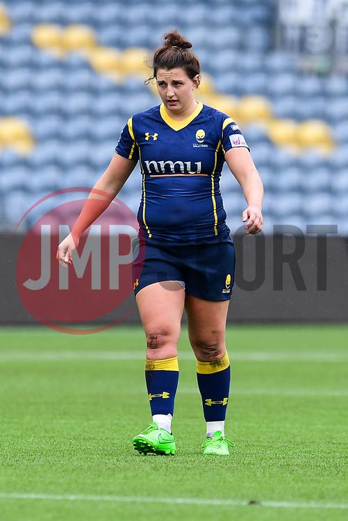 Zoe Bennion of Worcester Valkyries  - Mandatory by-line: Craig Thomas/JMP - 30/09/2017 - RUGBY - Sixways Stadium - Worcester, England - Worcester Valkyries v Saracens Women - Tyrrells Premier 15s