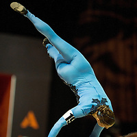 Vaulting - Individual Female Compulsory Competition