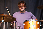 Purling Hiss at the 2011 Solid Sound Festival.