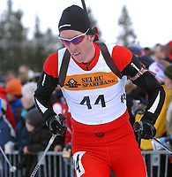 NM skiskyting 2006 fellesstart herrer<br /> Knut Erik Nesteby<br /> Foto: Carl-Erik Eriksson, Digitalsport
