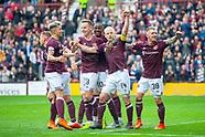 Heart of Midlothian v Aberdeen 201018