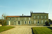 Chateau Cap Leon Veyrin in Listrac. Medoc, Bordeaux, France