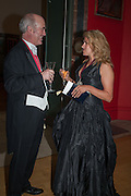CHARLES SAUMERAZ SMITH; TRACEY EMIN, Royal Academy of Arts Annual dinner. Piccadilly. London. 29 May 2012.