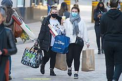 © Licensed to London News Pictures. 04/11/2020.  <br /> Bromley, UK. Last minute lockdown panic buying shoppers flock to Bromley High Street in South London this afternoon to get food essentials and Christmas gifts. Photo credit:Grant Falvey/LNP