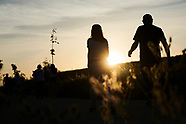 030520 Adults are allowed to do exercise and go out for a walk amid loosening coronavirus measures i