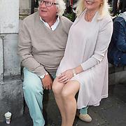 NLD/Maastricht/20140630 - TROS Muziekfeest op het Plein 2014 Maastricht, zangeres Mieke met partner Marc de Coen