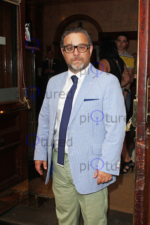 LONDON - July 01: Andy Nyman at the Derren Brown Infamous - Gala Night (Photo by Brett D. Cove)