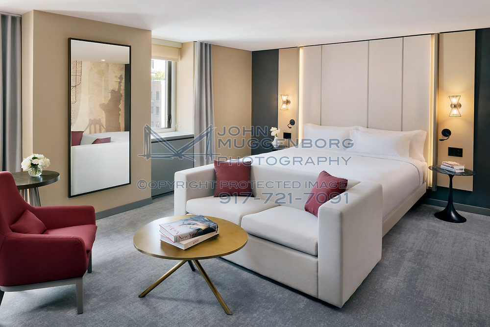 The NH Collection New York Madison Avenue Hotel.<br /> <br /> Photograph by John Muggenborg.<br /> http://www.johnmuggenborg.com
