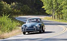 099 1957 Porsche 356 Super Sunroof Coupe