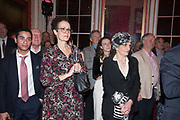 HELMINE DEMORIANE, Literary Review  40th anniversary party and Bad Sex Awards,  In & Out Club, 4 St James's Square. London. 2 December 2019