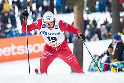 March 16, 2019 - Falun, SVERIGE - 190316 Karl Johan Westberg of Sweden during the FIS Cross-Country World Cup on march 16, 2019 in Falun  (Credit Image: © Daniel Eriksson/Bildbyran via ZUMA Press)