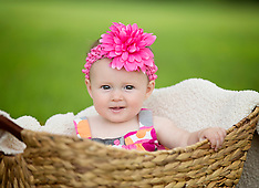 Evelyn's 6 Month Session