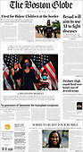 March 25, 2021 (USA): Front-page: Today's Newspapers In United States