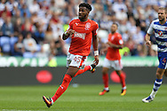 Kasey Palmer of Huddersfield Town in action. EFL Skybet  championship match, Reading  v Huddersfield Town at The Madejski Stadium in Reading, Berkshire on Saturday 24th September 2016.<br /> pic by John Patrick Fletcher, Andrew Orchard sports photography.