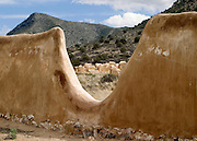 The ruins of Fort Bowie mark a historic waypoint in the pioneering exploration of America's desert southwest in Arizona.