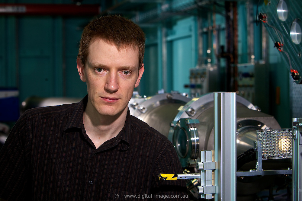 SAX WAX Beamline, Australian Synchrotron.   Staff, Dr Stephen Mudie, Scientist - Small and Wide x-ray scattering