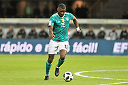 Antonio Rudiger (Germany) during the International Friendly Game football match between Germany and Brazil on march 27, 2018 at Olympic stadium in Berlin, Germany - Photo Laurent Lairys / ProSportsImages / DPPI