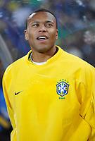 Fotball<br /> USA v Brasil<br /> Foto: DPPI/Digitalsport<br /> NORWAY ONLY<br /> <br /> FOOTBALL - CONFEDERATIONS NATIONS CUP 2009 - FINAL - USA v BRAZIL - 28/06/2009<br /> <br /> JULIO BAPTISTA (BRA)