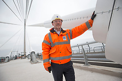 John Redpath. The media preview day for the Queensferry Crossing held on Tuesday 22 August. !!! NOTE strictly embargoed until 00:01am on Sunday 27 August.