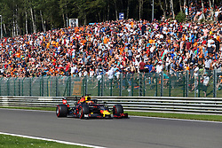 August 31, 2019, Spa Francorchamps, Belgio: xa9; Photo4 / LaPresse.31/08/2019 Spa Francorchamps, Belgio.Sport .Grand Prix Formula One Belgio 2019.In the pic: Max Verstappen (NED) Red Bull Racing RB15 (Credit Image: © Photo4/Lapresse via ZUMA Press)