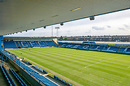 General view (GV) inside the Priestfield Stadium before the EFL Sky Bet League 1 match between Gillingham and Oxford United at the MEMS Priestfield Stadium, Gillingham, England on 9 March 2019.