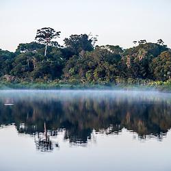 """""""Lagoa (paisagem) fotografado em Linhares, Espírito Santo -  Sudeste do Brasil. Bioma Mata Atlântica. Registro feito em 2015.<br /> <br /> <br /> <br /> ENGLISH: Lagoon Landscape photographed in Linhares, Espírito Santo - Southeast of Brazil. Atlantic Forest Biome. Picture made in 2015."""""""