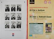 All Ireland Senior Hurling Championship - Final, .14.09.1997, 09.14.1997, 14th September 1997, .14091997AISHCF,.Senior Clare v Tipperary .Tipperary 2-16, Wexford 0-15,.Minor Clare v Galway,