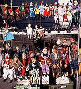 Marionette puppets, Prague, Czech republic
