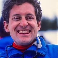 Jeff Blumenfeld at Copper Mountain Ski Area, Colorado.