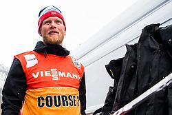 January 2, 2018 - Oberstdorf, GERMANY - 180102 Tor-Arne Hetland, coach, after a training session during Tour de Ski on January 2, 2018 in Oberstdorf..Photo: Jon Olav Nesvold / BILDBYRN / kod JE / 160116 (Credit Image: © Jon Olav Nesvold/Bildbyran via ZUMA Wire)