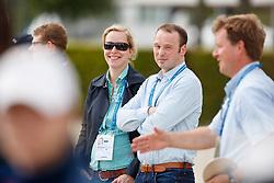 Arns-Krogmann, Christine (GER);<br /> Arns-Krogmann, Frank (GER) <br /> Aachen - CHIO 2017<br /> © www.sportfotos-lafrentz.de/Stefan Lafrentz