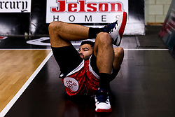 Lewis Champion of Bristol Flyers - Photo mandatory by-line: Robbie Stephenson/JMP - 11/01/2019 - BASKETBALL - Leicester Sports Arena - Leicester, England - Leicester Riders v Bristol Flyers - British Basketball League Championship