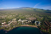Aerial, Wailea Resort, Maui Hawaii