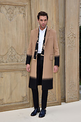 Mika attending at the Valentino show as a part of Paris Fashion Week Ready to Wear Spring/Summer 2017 on October 02, 2016 in Paris, France. Photo by Alban Wyters/ABACAPRESS.COM