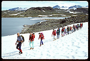 31: GENERAL JOTUNHEIM SNOW HIKING