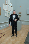 PAUL FAHY, Royal Academy of Arts Annual dinner. Piccadilly. London. 29 May 2012.