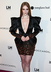 MANHATTAN, NEW YORK CITY, NY, USA - SEPTEMBER 06: Daily Front Row's 2018 Fashion Media Awards held at the Park Hyatt New York on September 6, 2018 in Manhattan, New York City, New York, United States. 06 Sep 2018 Pictured: Larsen Thompson. Photo credit: Image Press Agency/MEGA TheMegaAgency.com +1 888 505 6342