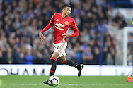 Jesse Lingard of Manchester United in action. Premier league match, Chelsea v Manchester Utd at Stamford Bridge in London on Sunday 23rd October 2016.<br /> pic by John Patrick Fletcher, Andrew Orchard sports photography.