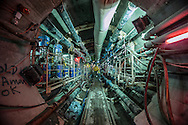 China / Hong Kong / <br /> <br /> MTR West Island Line  Tunnels construction site <br /> <br /> © Daniele Mattioli China Corporate Photographer Bouyuges /Dragages