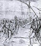 La Expulsión de los Moriscos, expulsion of teh Arabs from Spain 1492