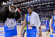 DESCRIZIONE : Beko Legabasket Serie A 2015- 2016 Dinamo Banco di Sardegna Sassari - Betaland Capo d'Orlando<br /> GIOCATORE : Gianluca Basile<br /> CATEGORIA : Ritratto Delusione Postgame<br /> SQUADRA : Betaland Capo d'Orlando<br /> EVENTO : Beko Legabasket Serie A 2015-2016<br /> GARA : Dinamo Banco di Sardegna Sassari - Betaland Capo d'Orlando<br /> DATA : 20/03/2016<br /> SPORT : Pallacanestro <br /> AUTORE : Agenzia Ciamillo-Castoria/L.Canu